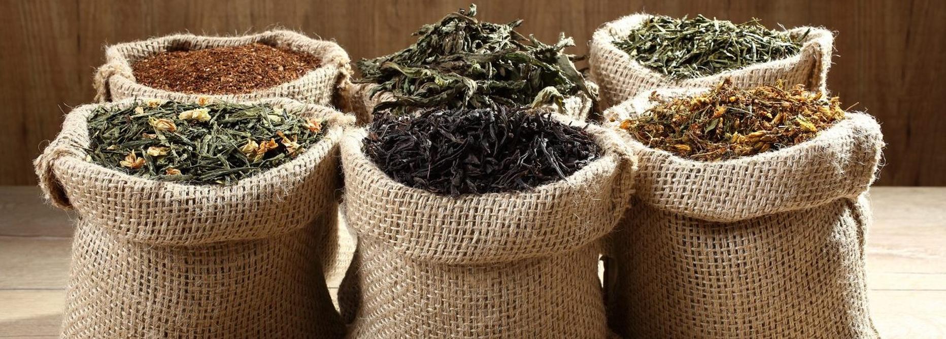 Tè e Infusi Città d'Italia - Migliori Varietà al Mondo