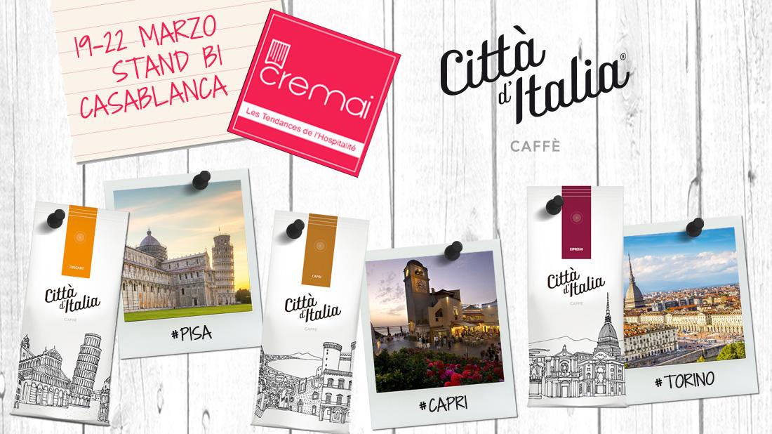 Città d'Italia a Casablanca per la 9° Edizione del Cremai