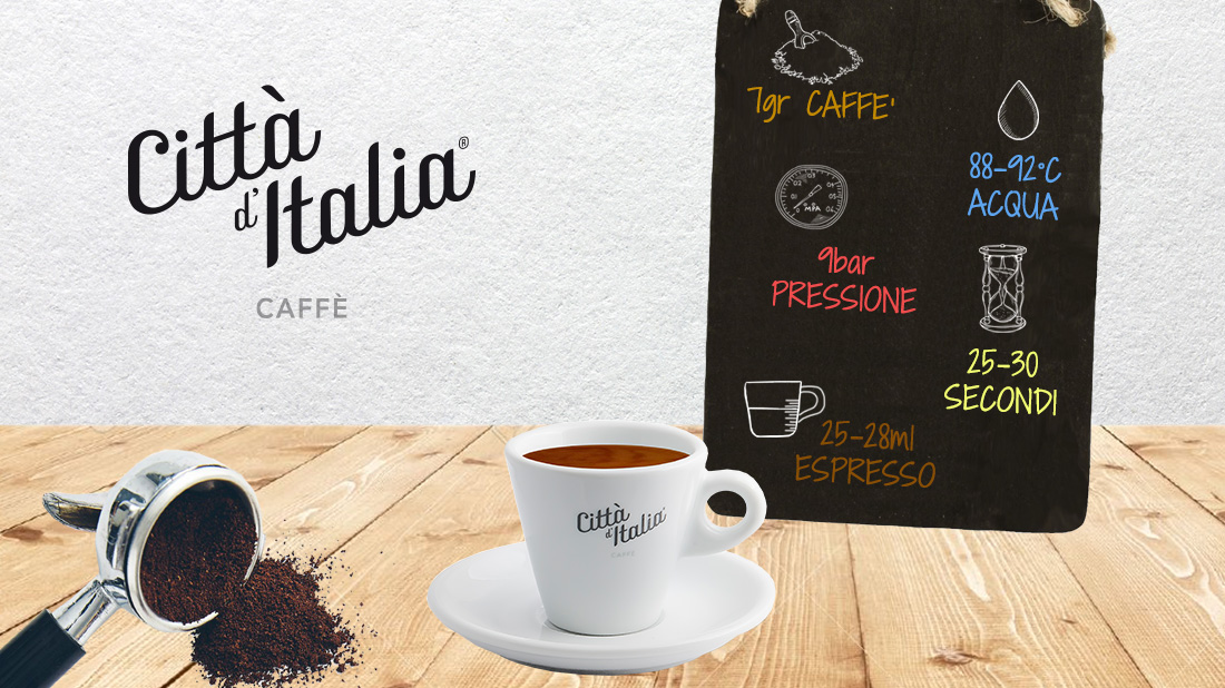 L'arte di estrarre il caffè