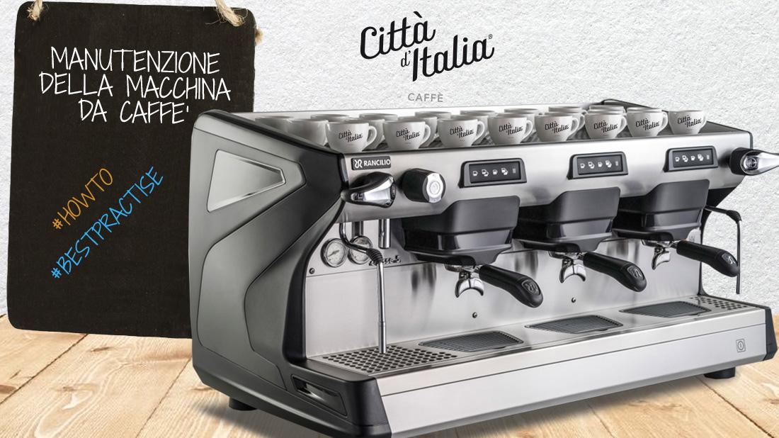 Come pulire e mantenere la macchina da caffè