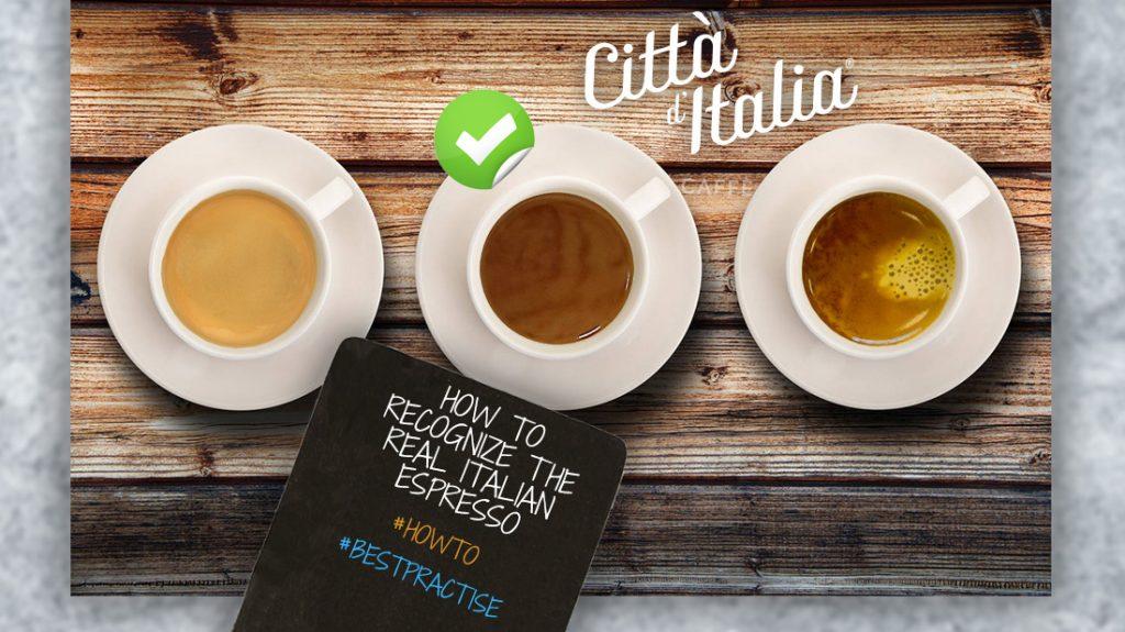 How To Recognize the Real Italian Espresso   La Messicana