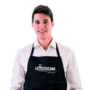 Grembiule Caffe La Messicana Piacenza