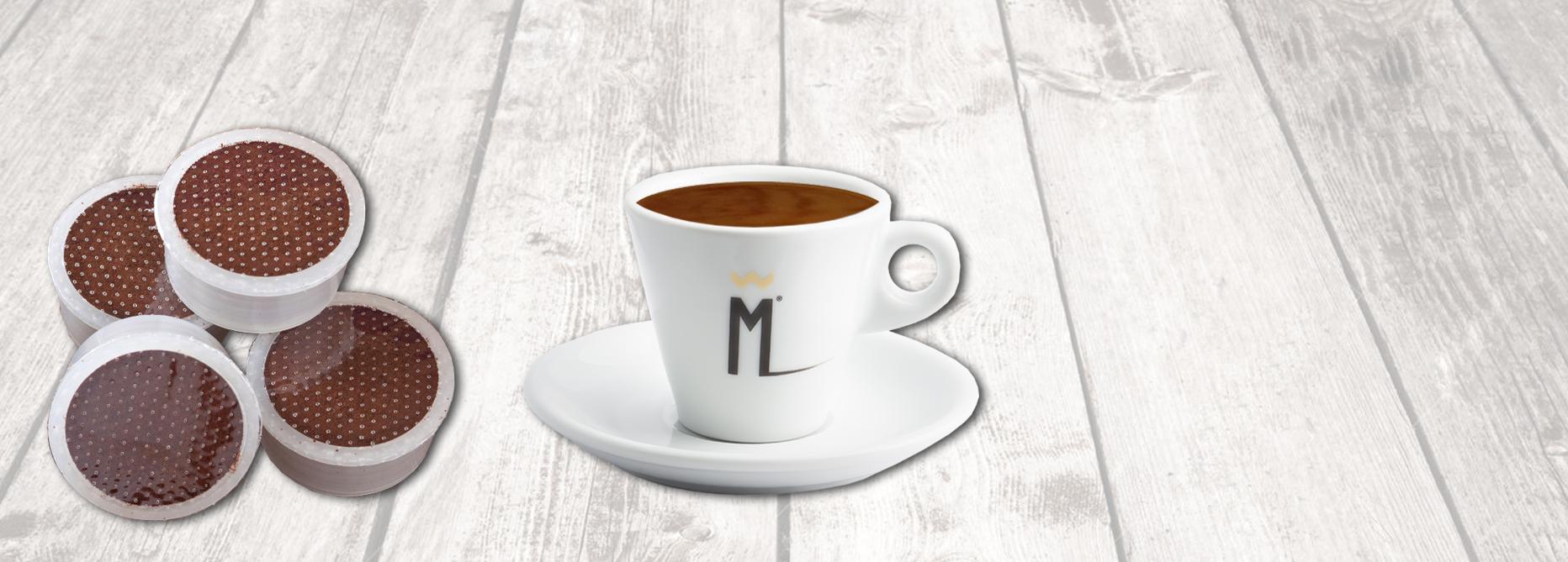 Caffè Espresso in Capsule | Caffè Città d'Italia - La Messicana